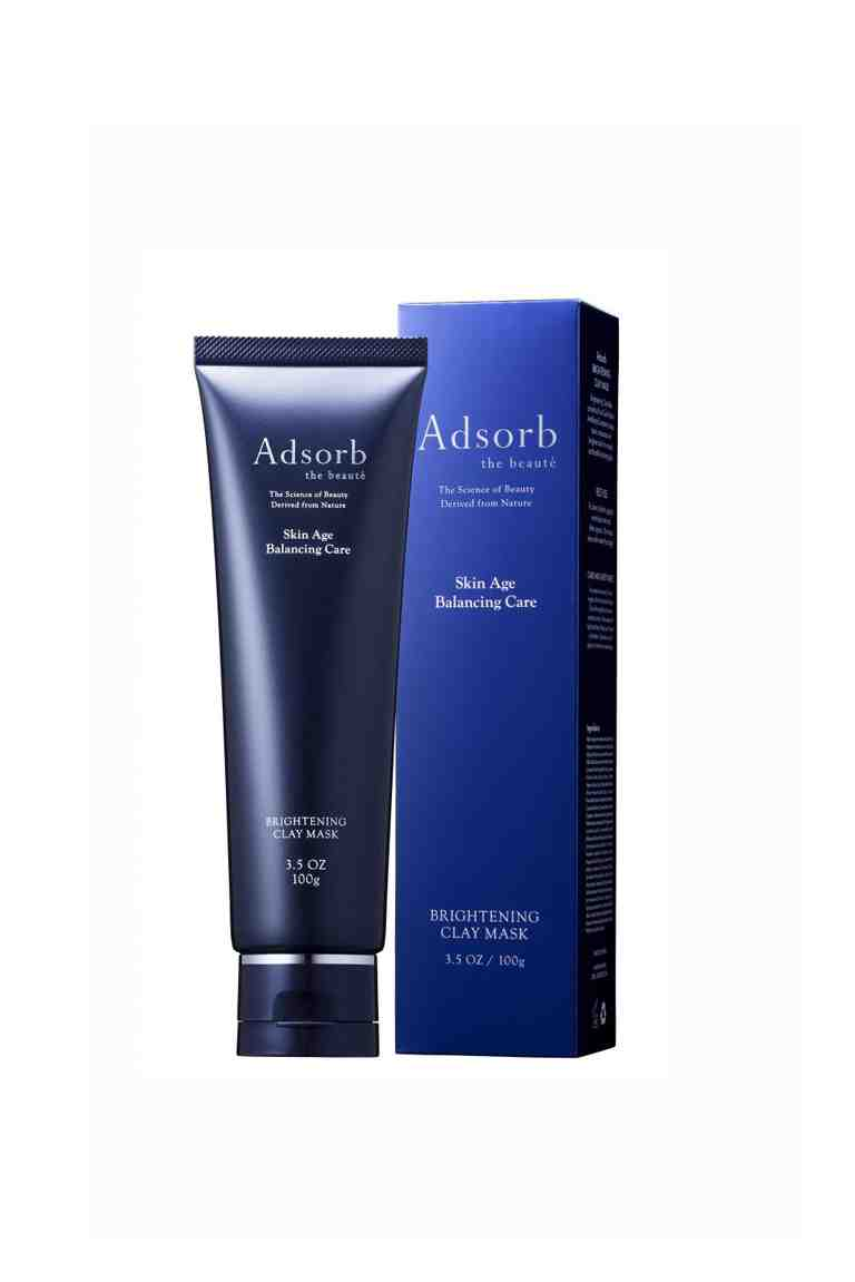 Adsorb Brightening Clay Mask