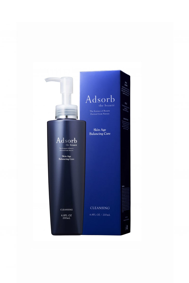 Adsorb Cleansing
